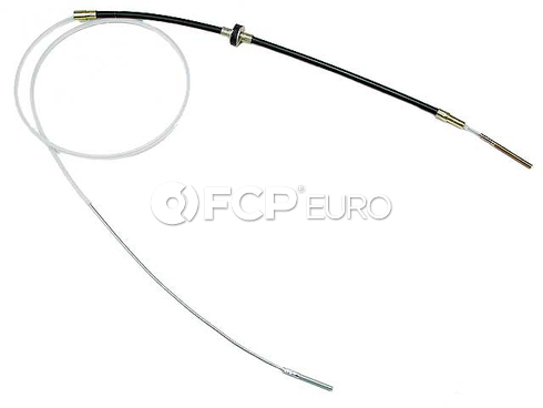 Porsche Clutch Cable (912) - Gemo 92342304100