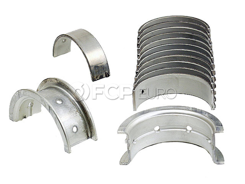 Porsche Main Bearing Set (911 914) - Glyco 91110190100