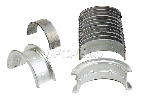Porsche Main Bearing Set (911) - Glyco 05543008291
