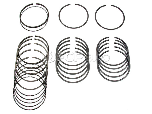 Porsche Piston Ring Set (911) - Goetze 91110394500