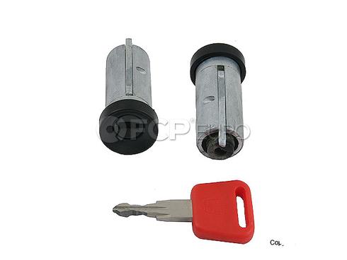 Porsche Ignition Lock Cylinder (928) - Genuine Porsche 92834791501