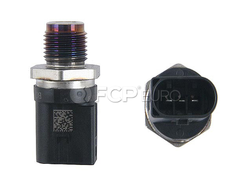 Mercedes Fuel Pressure Sensor - Genuine Mercedes 0061536528