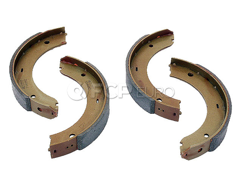 Porsche Parking Brake Shoe - Textar 52109150375