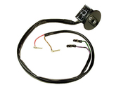 Porsche Seat Switch (911 944 928 968) - OEM Supplier 92861318100