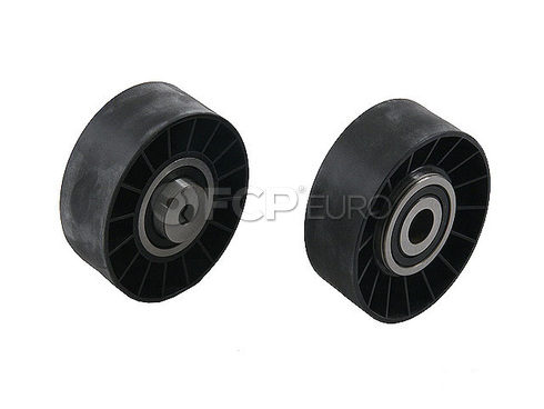 Mercedes Belt Tensioner Pulley - INA 1192000370