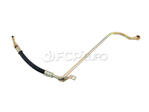 Porsche Turbocharger Oil Line (911 930) - OEM Supplier 93010712507