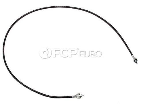 Mercedes Tachometer Cable (190SL) - Gemo 1215421607