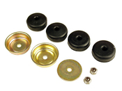 Mercedes Mount Damper Bushing Kit - Genuine Mercedes 1232400017