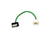 Porsche Distributor Primary Lead Wire - Bosch 1234431290