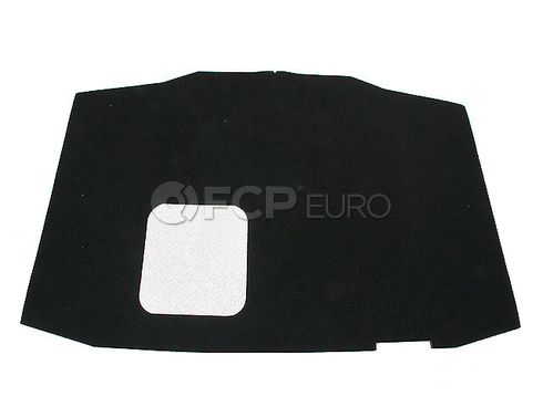 Mercedes Hood Insulation Pad (240D 280E 300TD) - GK 1236800625