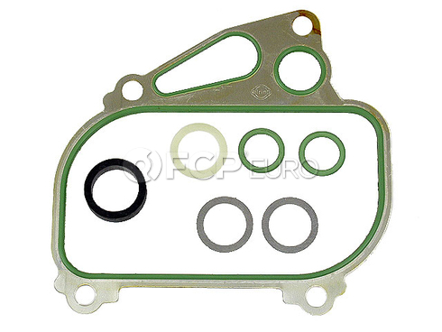 Porsche Oil Cooler Seal Kit (924 944) - OEM Supplier 94410716598
