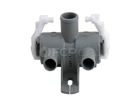 Mercedes Heater Control Valve - Genuine Mercedes 1238302084