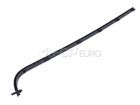 Mercedes Bumper Pad Retainer Strip - Genuine Mercedes 1238854423