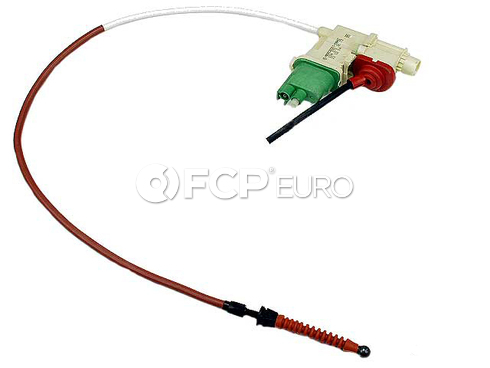 Mercedes Transmission Detent Cable (300CE C280 SL320)- Genuine Mercedes 1242701673