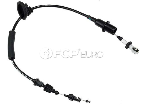Mercedes Accelerator Cable (400E 500E E420 E500) - Genuine Mercedes 1243006630