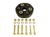 Mercedes Drive Shaft Flex Joint Kit Front - Febi OE Supplier 1244100015