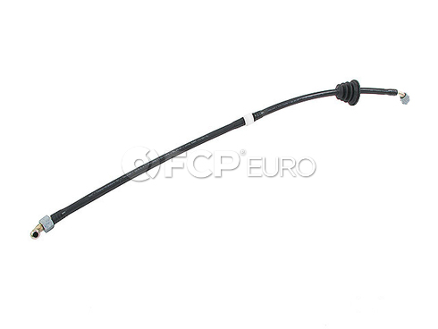Mercedes Power Brake Booster Line (260E 300E 300TE)- Genuine Mercedes 1244305329
