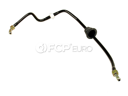 Mercedes Power Brake Booster Line (300CE E320 300TE) - Genuine Mercedes 1244306029