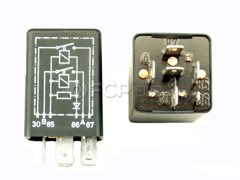 Porsche Multi Purpose Relay (924 944 928) - Genuine Porsche 94461511301