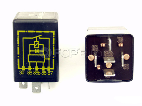 Porsche Multi Purpose Relay (911 944 968) - Stribel 94461511600