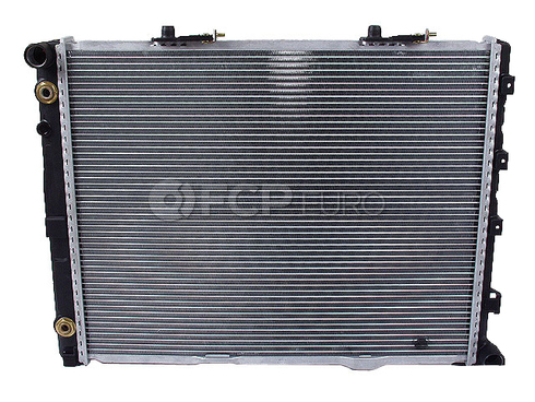 Mercedes Radiator (400E 500E E420 E500) - Behr 1245001402