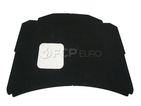 Mercedes Hood Insulation Pad (300E 300TE 300D 300TD) - GK 1246801425