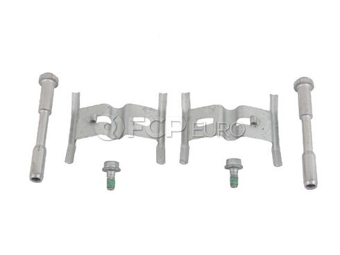 Porsche Brake Hardware Kit Front (Cayenne) - Genuine Porsche 95535195900