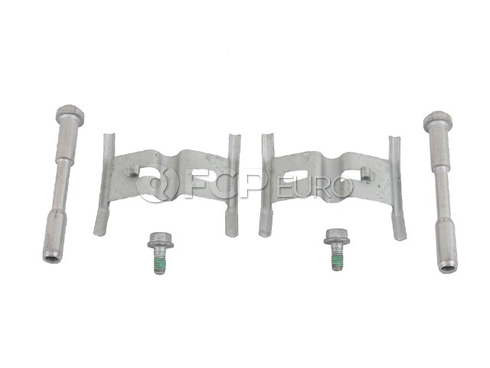 Porsche Brake Hardware Kit Front (Cayenne) - Genuine Porsche 95535195900