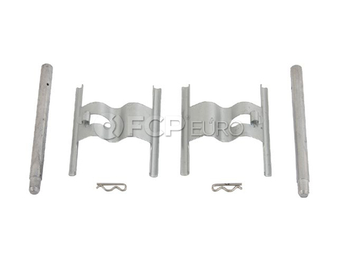 Porsche Brake Hardware Kit (Boxster 911 Cayenne) - Genuine Porsche 52843005001