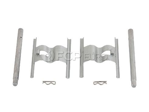 Porsche Brake Hardware Kit (Boxster 911 Cayenne) - Genuine Porsche 52843005001