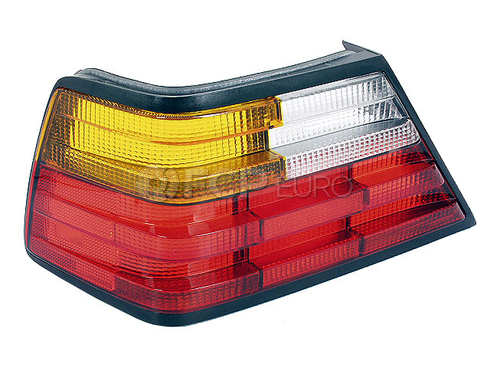Mercedes Tail Light Lens Left (260E 300CE 300D 300E) - ULO 1248202766