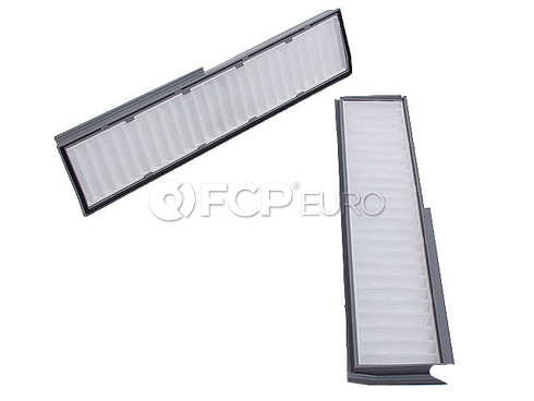 Mercedes Cabin Air Filter (Set of 2) (260E 300CE 300D 300E) - Micronair 1248300118