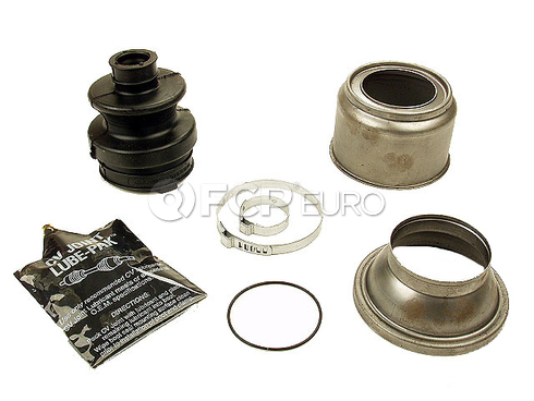 Mercedes CV Axle Boot Kit (Outer) - GKN/Lobro 1263500237