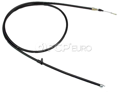 Mercedes Parking Brake Cable Front (300SDL 380SEL 560SEL) - Gemo 1264200885