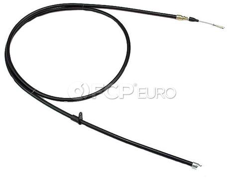 Mercedes Parking Brake Cable Front (300SDL 380SEL 560SEL) - Gemo 1264200885