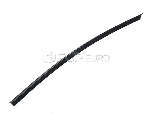 Mercedes Door Window Seal (Front Outer) - Genuine Mercedes 1267250365