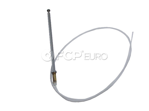 Mercedes Antenna Mast (300SD 300SDL 300SE 300SEL) - Hirschmann 1268270001