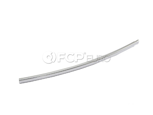 Mercedes Grille Moulding - Genuine Mercedes 1268880385