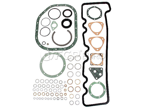 Mercedes Short Block Gasket Set (230SL 250SE 250SL) - Elring 1290101708
