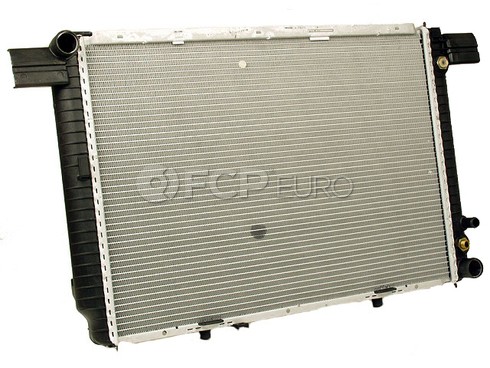 Mercedes Radiator (500SL SL500) - Genuine Mercedes 1295000103
