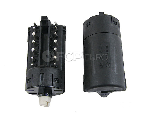 Mercedes Ignition Starter Switch (Electrical Portion Only) - Genuine Mercedes 1295450204