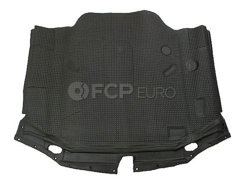 Mercedes Hood Insulation Pad (300SL 500SL SL600) - GK 1296802025