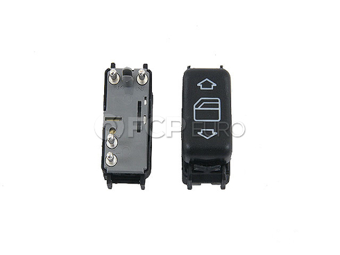Mercedes Door Window Switch - Genuine Mercedes 1298201410