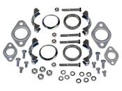 Exhaust Muffler Gasket Set - H J Schulte - 111298009F