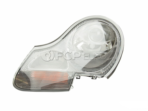 Porsche Headlight Assembly Left (911 Boxster) - Hella 99663115707
