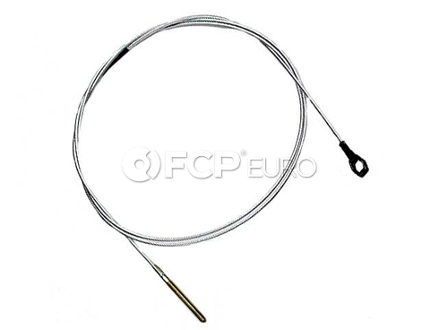 VW Clutch Cable (Beetle Karmann Ghia Super Beetle) - Cofle 111721335E