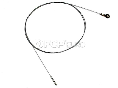 VW Accelerator Cable (Beetle Karmann Ghia) - Cofle 111721555C