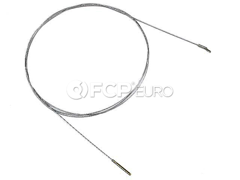 VW Accelerator Cable (Beetle Karmann Ghia Super Beetle) - Cofle 111721555E