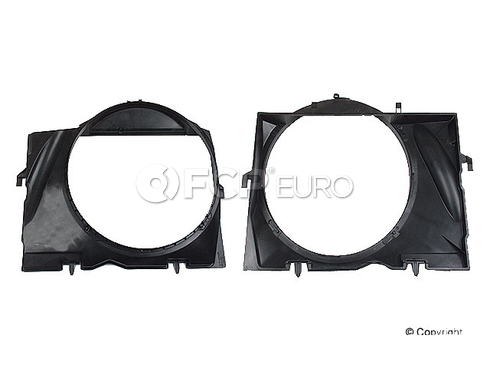 Mercedes Cooling Fan Shroud (S320 300SE) - Genuine Mercedes 1405000355
