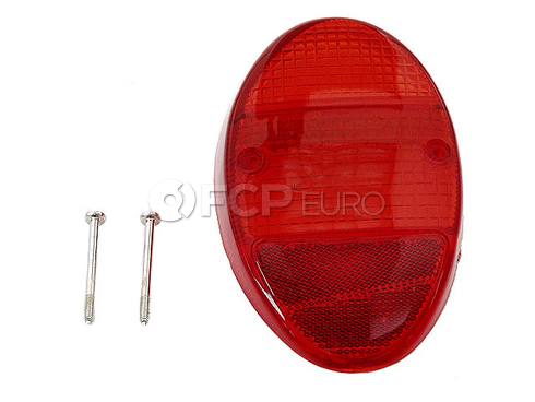 VW Tail Light Lens (Beetle) - RPM 111945241DBR